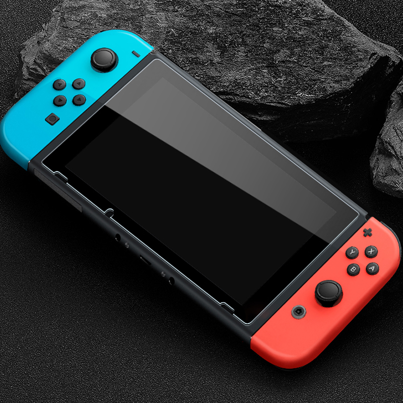 nintendo switch tempered glass screen shield