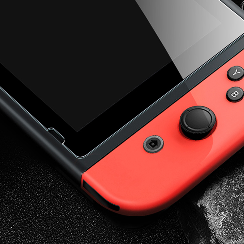 Nintendo switch tempered glass screen protectors