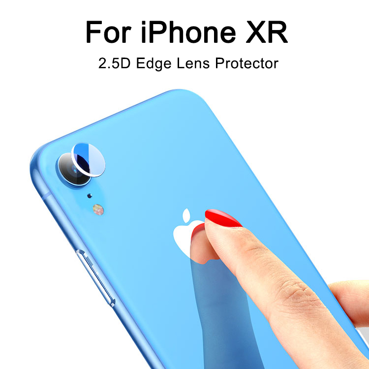 iphone xr camera lens tempered glass screen protector covers