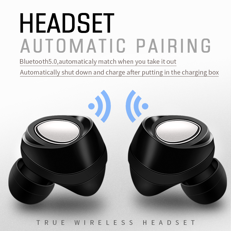in ear bluetoith 5.0 wireless earbuds