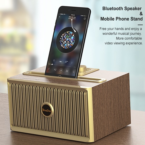 Portable Wireless Speaker V6