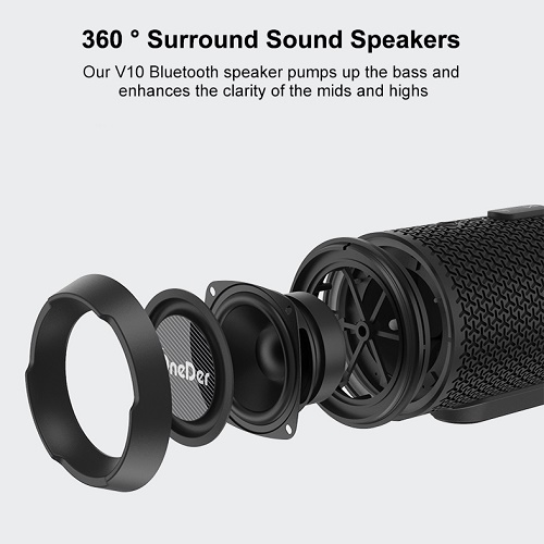 High Quality Wireless Bluetooth Speaker